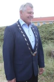 Borgmester Erik Buhl