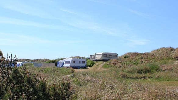 Vejers Strand Camping Vejers Ravfestival Overnatning