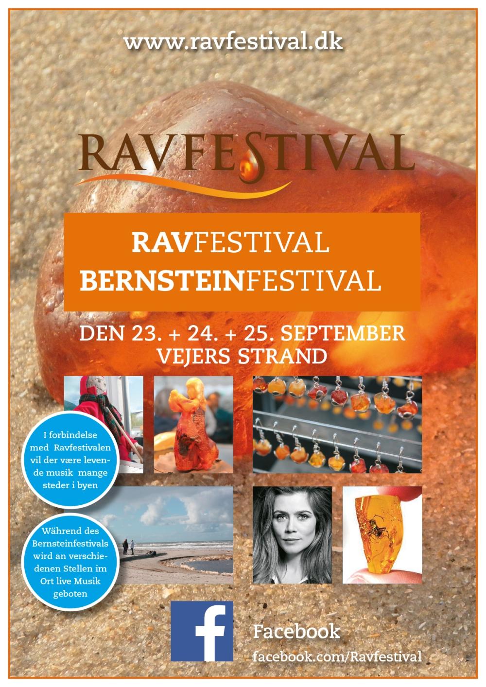 Ravfestival 2016 - Plakat